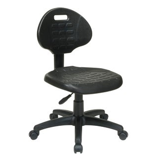 Office Star Products Work Smart Black Task Chair