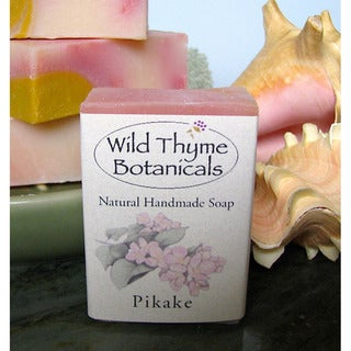 Pikake Natural Handmade Soap Trio