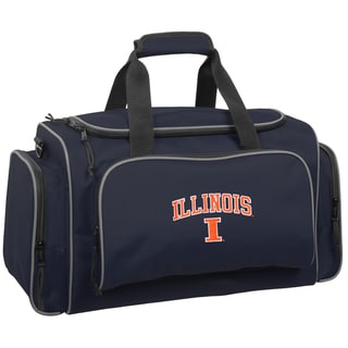 NCAA: Big 10 Conference 21-inch Carry-on Duffel Bag