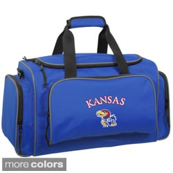 Wallybags NCAA Big 12 Conference 21-Inch Carry On Duffel Bag