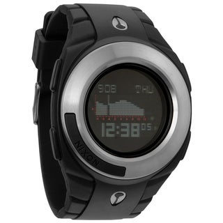 Nixon Men's 'Outsider' Tide Counter Digital Watch
