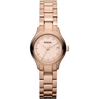 Fossil Women's 'Archival Mini' Rose-goldtone Watch