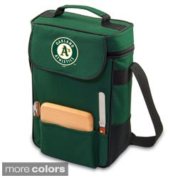 Duet MLB American League Wine and Cheese Insulated Tote