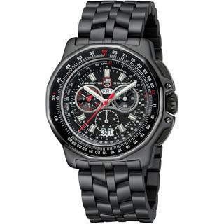 Luminox Men's 'F-22 Raptor' Black Chronograph Watch