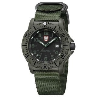 Luminox Men's 'Black OPS' Carbon 8817GO Watch