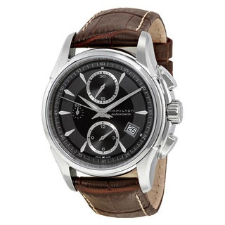 Hamilton Men's 'Jazzmaster Auto Chrono' H32616533 Watch