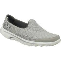 Women's Skechers GOwalk 2 Gray/Gray