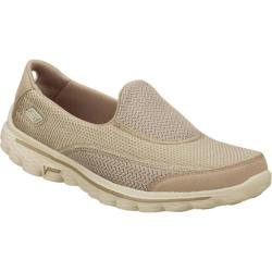 Women's Skechers GOwalk 2 Natural