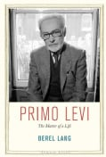 Primo Levi: The Matter of a Life (Hardcover)