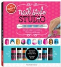 Nail Style Studio: Simple steps to painting 25 stunning designs (Paperback)