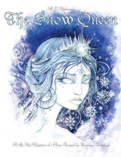 The Snow Queen: A Pop-Up Adaption of a Classic Fairytale (Hardcover)