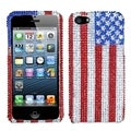 BasAcc United States National Flag Case Cover for Apple iPhone 5