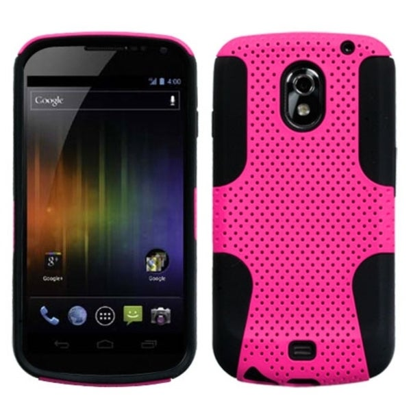 BasAcc Pink Case For Samsung i515 Galaxy Nexus