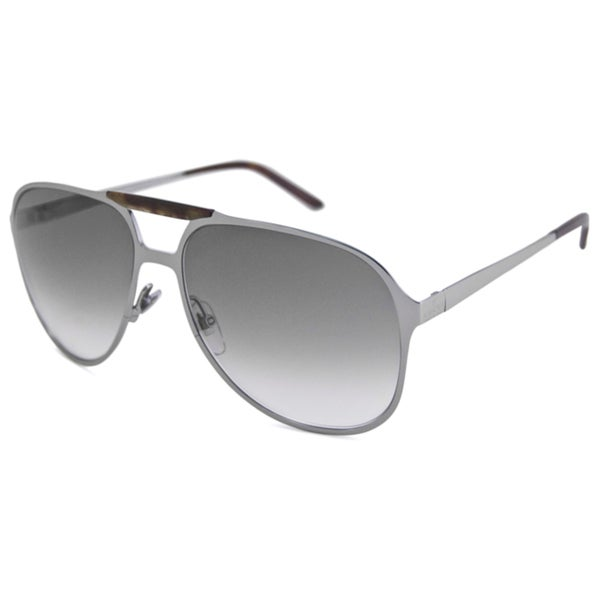 Gucci Men's GG2206 Aviator Sunglasses