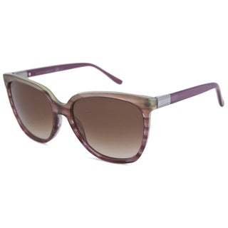Gucci Women's GG3502 Rectangular Sunglasses