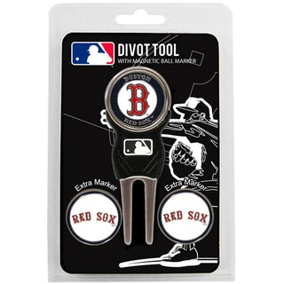 MLB Golf Divot Tool Pack with Signature Tool
