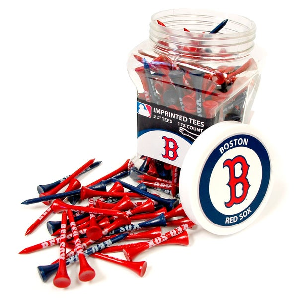 MLB 175 Golf Tee Jar