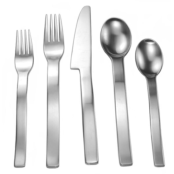 Splendide aposemiliaapos 45piece flatware set - Splendide flatware patterns ...