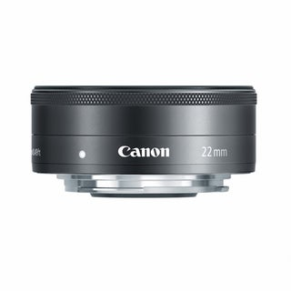 Canon EF-M 22mm f/2 STM Lens (New Non Retail Packaging)