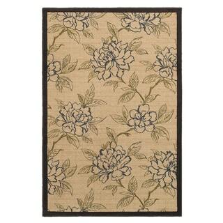 Vintage Floral Rug (8' x 10')