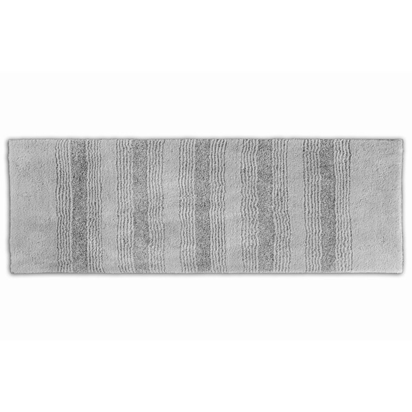Somette Westport Stripe Stormy Seas Washable 22 x 60 Bath Runner