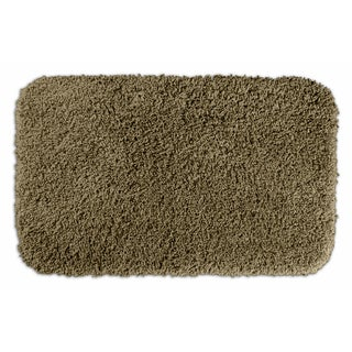 Somette Serenity Taupe 24x40 Bath Rug