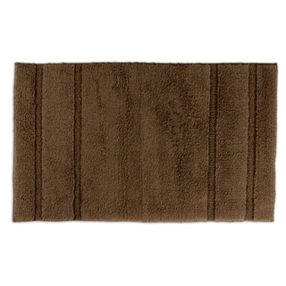 Tranquility Cotton Chocolate Bath Rug