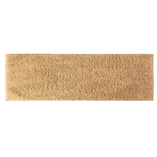 Somette Grace Natural Cotton 22 x 60 Bath Runner