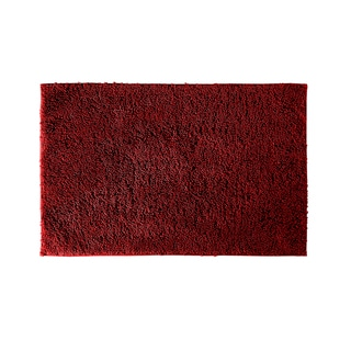Grace Chili Pepper Red 24x40 Cotton Bath Rug