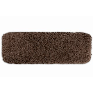 Somette Serenity Chocolate 22 x 60 Bath Runner