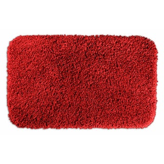 Somette Serenity Chili Pepper Red 24 x 40 Bath Rug
