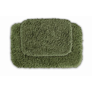 Serenity Forest 2-piece Bath Rug Set