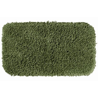 Serenity Forest Green 30x50 Bath Rug