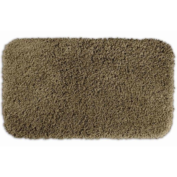 Somette Serenity Taupe Bath Rug
