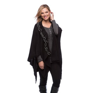 Saro Women's Knitted Wrap