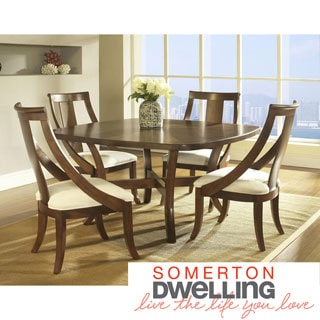 Somerton Dwelling Gatsby 5-piece Dining Set
