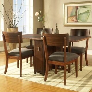 Somerton Dwelling Perspective 5-piece Gate Leg Dining Set