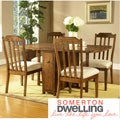 Somerton Dwelling Craftsman 5-piece Gate Leg Dining Set