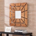 Upton Home Grason Square Burst Decorative Wall Mirror