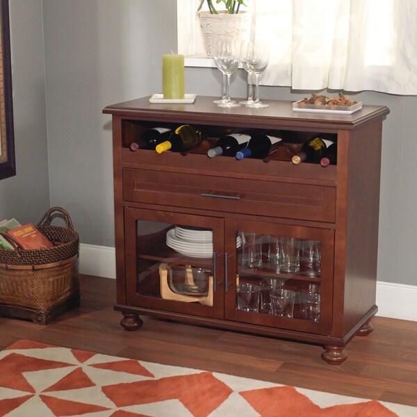 Simple Living Tivoli Wine Cabinet
