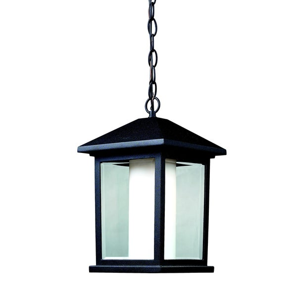 'Mesa' Black Outdoor Chain Light
