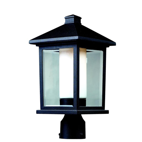 'Mesa' Black Outdoor Post Light