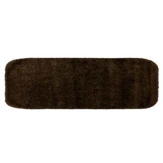 Plush Deluxe Espresso 24 x 60 Bath Runner