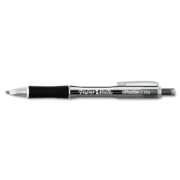 Paper Mate Profile Elite Retractable Bold Ballpoint Pen
