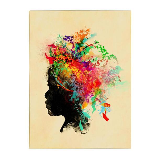 Budi Satria Kwan 'Wildchild 2' Canvas Art