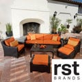 RST Red Star Traders Tikka 8-piece Sofa Set