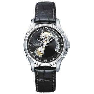 Hamilton Men's 'Jazzmaster Open Heart' H32565735 Watch