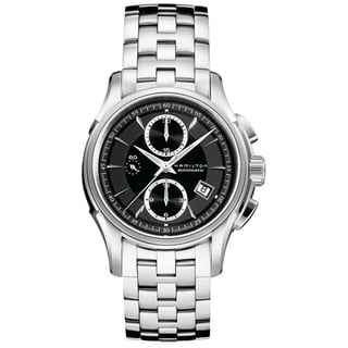 Hamilton Men's 'Jazzmaster Auto Chrono' H32616133 Watch