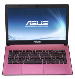 "ASUS X401A 2.3GHz 4GB 320GB Win 7 14"" Netbook (Refurbished)"