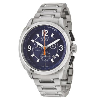ESQ by Movado Men's 'Excel' Stainless Steel Chronograph Watch